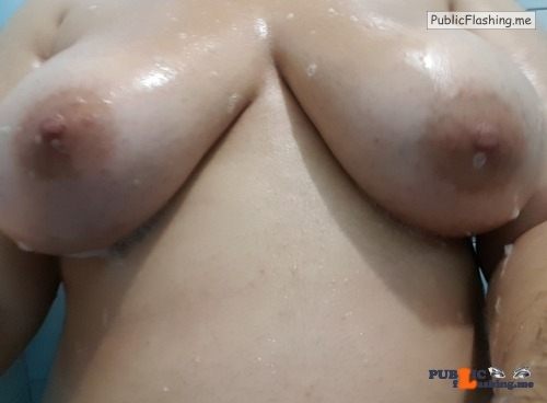 No panties xxpixiegirlxx: Just soppy wet tits. I think your tits deserve… pantiesless