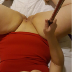 No panties daddyandbelles-sharedsecrets: Waiting to get fucked after being… pantiesless