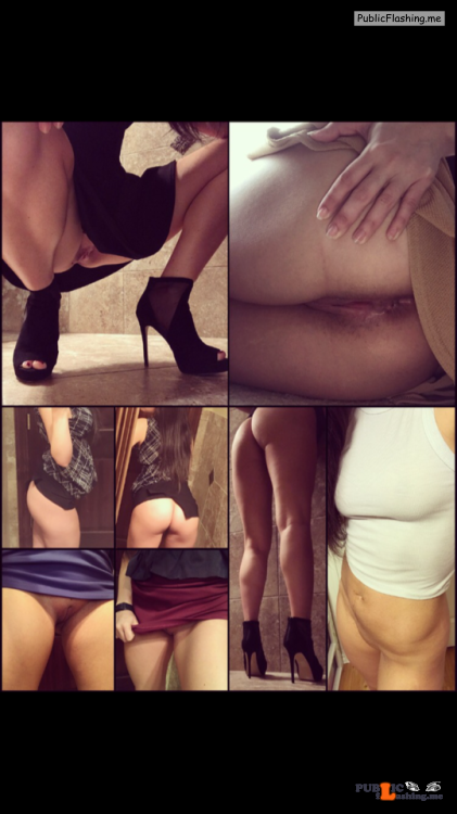 No panties bmysweetaddiction: I was requested to go a whole work week… pantiesless