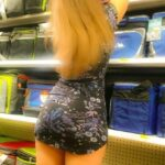 No panties ladybanks420: Just like groceries pantiesless