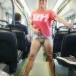 No panties bi-tami: Gloria shot this at lunch on a dare I told her I was… pantiesless