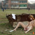 Public nudity photo chicks-naked-in-public:Chicks Naked in Public -…