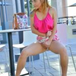 FTV Babes upskirt Upskirt peek at an outdoor cafe in the middle of the day. See…