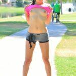 FTV Babes Audrey is very brave. Enjoy these free pictures of a cute…