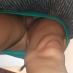 No panties hot50male: What's under your skirt? pantiesless