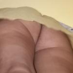 No panties hot50male: Daddy was peaking again pantiesless