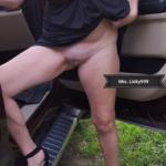 No panties licky999: Beautiful and tasty too! pantiesless