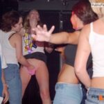 Public nudity photo outdoornudeselfpics:Party fun :) Follow me for more public…