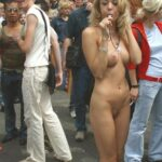 Public nudity photo sexual-in-public:fucking outdoors Follow me for more public…