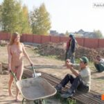 Public nudity photo sexual-in-public:public exhibitionists Follow me for more public…