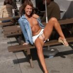 Public nudity photo cristobelspublic:like even more girls exhibitionism outside…