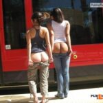 Public nudity photo moccosdoggers:exhibitionism in public aplenty =>…