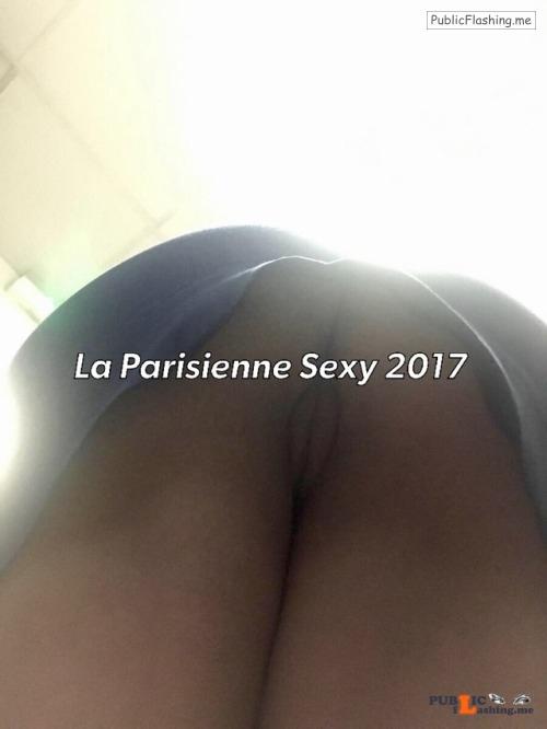 No panties la-parisienne-sexy: Bonne soirée ??? Copyright © La Parisienne… pantiesless