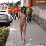 Public nudity photo girls-naked-outdoors:Walk past Follow me for more public…