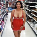 Public flashing photo walmartwomenflashers: Bunch of tits and ass in public areas…