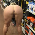 Public flashing photo flashinginstores: Another submitted picture of a literally…