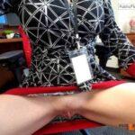 No panties amateur-naughtiness: So, Let's Get This Meeting Started pantiesless