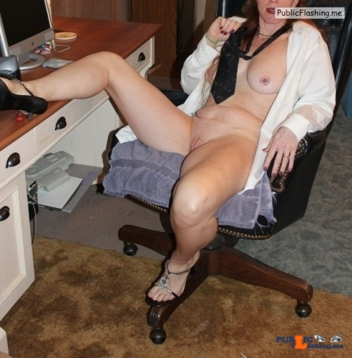 Public Flashing Photo Feed : No panties Well its after work again. So as I promised heres a few more for… pantiesless
