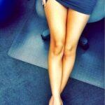 No panties somechickinheels: Good Morning :) Guess who forgot her… pantiesless