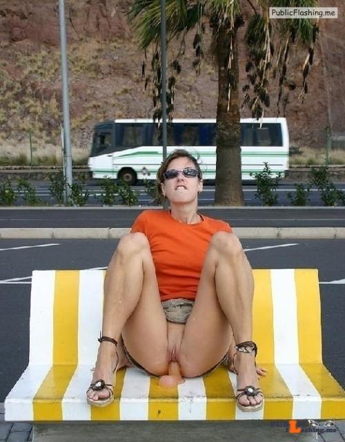 Wo findet man in Deutschland Parkplatzsex? Public Flashing