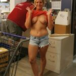 Public exhibitionists nikikittenniki: Stopped at Lowes in Scottsdale I got some new…