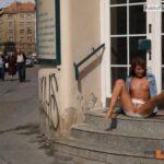 Public nudity photo getting-in-public:flashing aplenty =>…