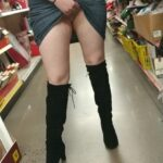 No panties anneandjames2: vandalsginger: Hmm, shopping is fun. See… pantiesless