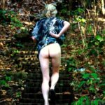 No panties mysweetmuse: Getting back to the resort steps, required… pantiesless