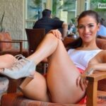 FTV Babes upskirt Olivia gets comfortable at the cafe. Very, very comfortable.See…