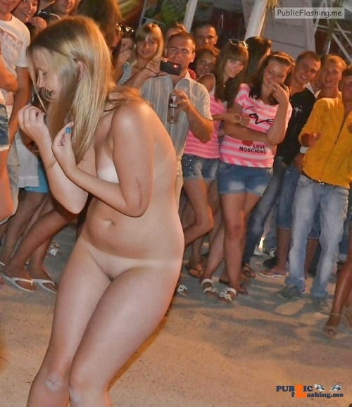 Public Flashing Photo Feed : Public nudity photo nakedenfcaptions:Sandy was stripped naked and Humiliated in…