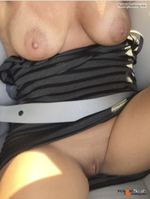 No panties slickrick706: slickrick706: slickrick706: Hot commute home… pantiesless