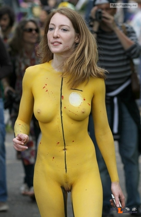 Flashing in public photo thenetty: WNBR – kill bill