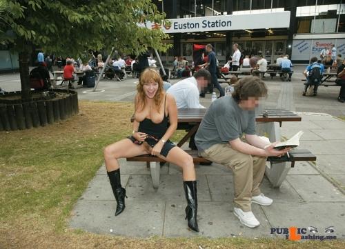 Public nudity photo hot-public-flashing: localmilfsshow: ? Follow me for more…