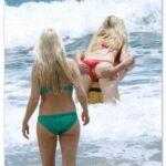 Public flashing photo heathenhole:Lets get naked by the water…