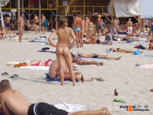 Public nudity photo Russian teen nudists for your enjoyment.