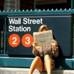 commandofashion: Wall street upskirt flashing in public picture