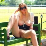 Public flashing photo enticing-dress-code:Pantyless dress code