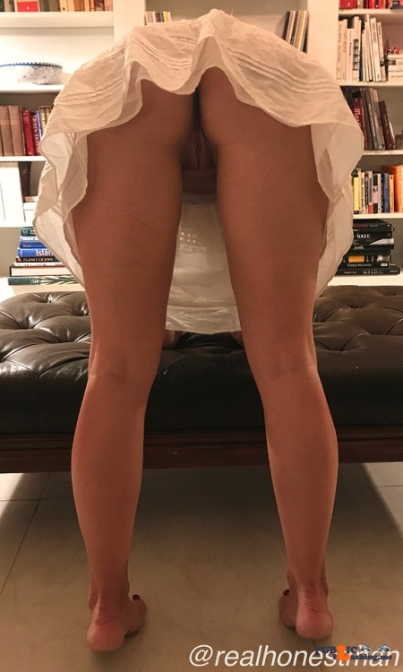 No panties naughtydare: realhonestman: so how did you get the plumber to… pantiesless
