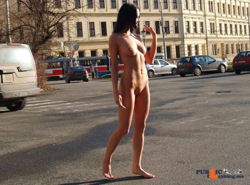 Public Flashing Photo Feed : Public nudity photo streakers:Naked Outside Follow me for more public…