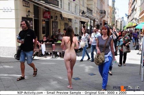 Public nudity photo nude-girls-in-public:NIP-Activity: Enni – Series 3 Follow me…
