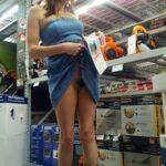 No panties nudistcouplencva: Wife knows how to keep me shopping pantiesless