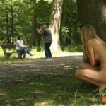 Public nudity photo caughtnakedbabes: Follow me for more public exhibitionists:…