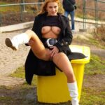 Public flashing photo getting-in-public:would you like even more women exhibitionists…