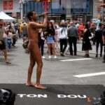 "Public nudity photo nudienews: I just uploaded ""Writing (My Body) the song."" to…"