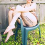 No panties justsumthoughts: gettin' dirty outdoors – 1 pantiesless