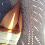 No panties apricotsun: Spring is in the air Show your favorite little… pantiesless