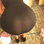 No panties youngnfuncouple: What is a tight see through dress if your… pantiesless