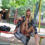 Public flashing photo sexypieces:Playground