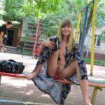 Public flashing photo sexypieces:Playground