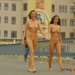 Public nudity photo pampussy: Der Frühling kommt, die Sonne scheint und geile Girls…